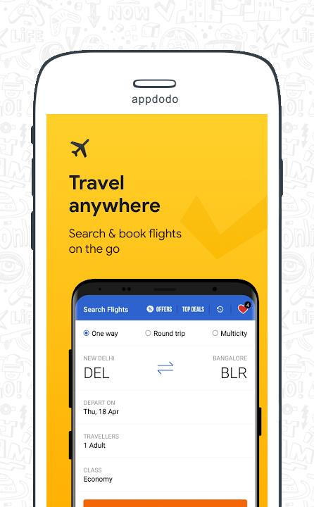 Cleartrip - Flights, Hotels, Activities, Dineout screenshot 4