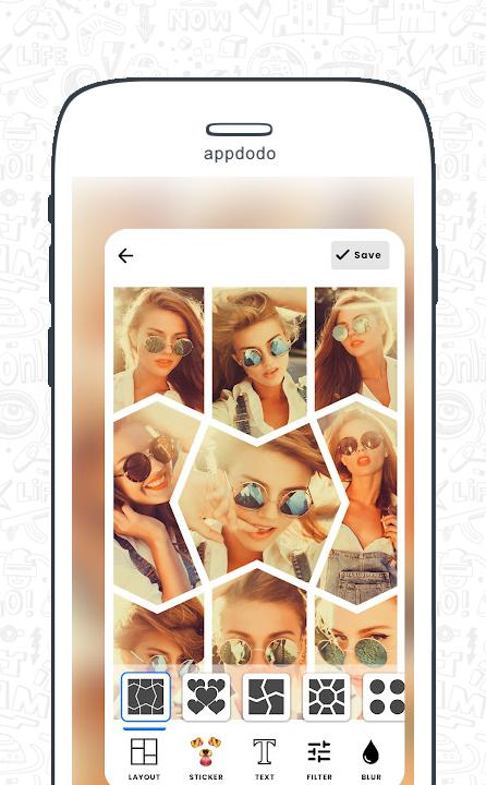 Collage Photo Maker Pic Grid App - Download