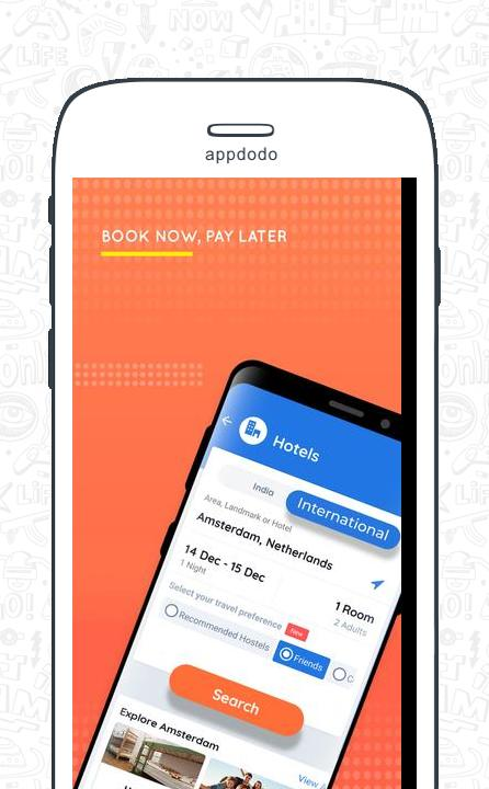 Goibobo- Flight Hotel Bus Car IRCTC Booking App screenshot 4