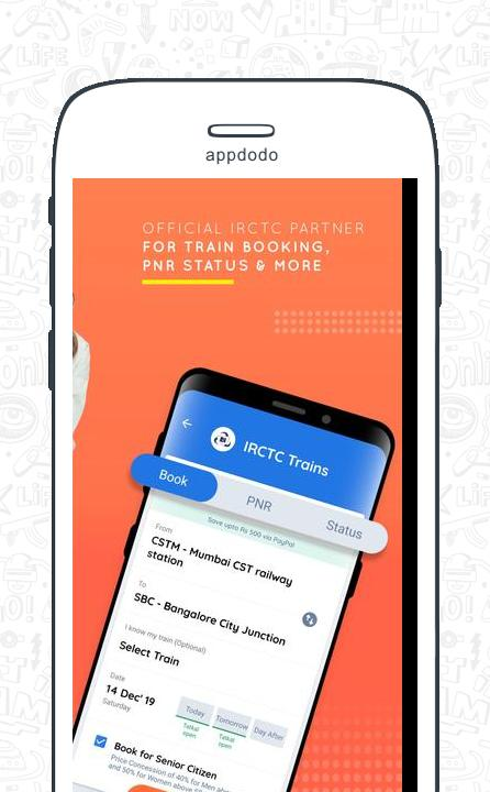 Goibobo- Flight Hotel Bus Car IRCTC Booking App screenshot 7