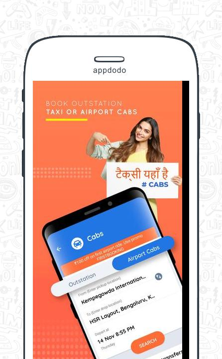 Goibobo- Flight Hotel Bus Car IRCTC Booking App screenshot 8