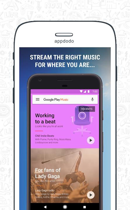 Google Play Music Chrome Extension - Download