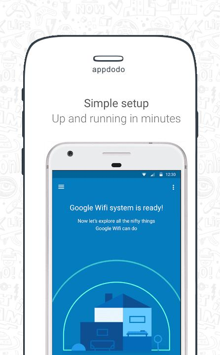 Google Wifi screenshot 1