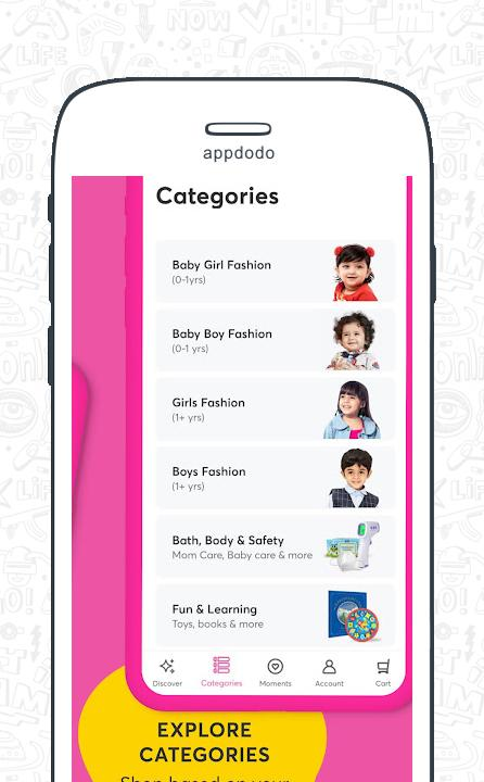Hopscotch - Shop for your baby screenshot 3