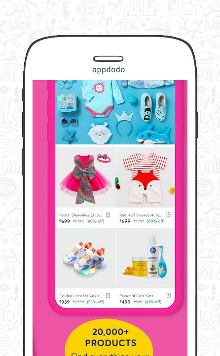 Hopscotch - Shop for your baby screenshot 7