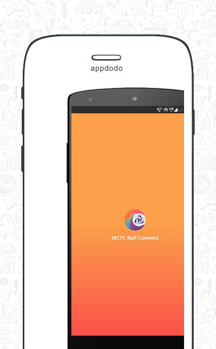 IRCTC Rail Connect App - Download