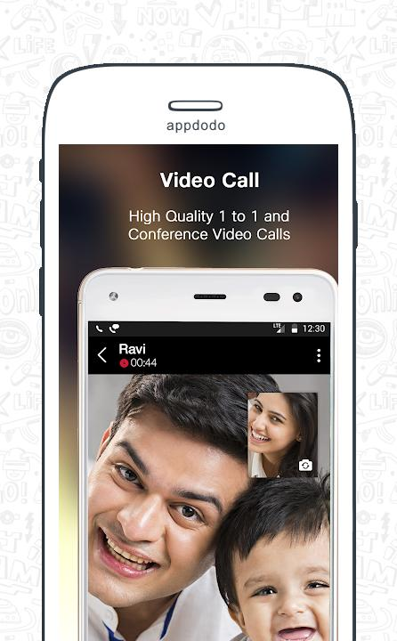 Jio4GVoice screenshot 3