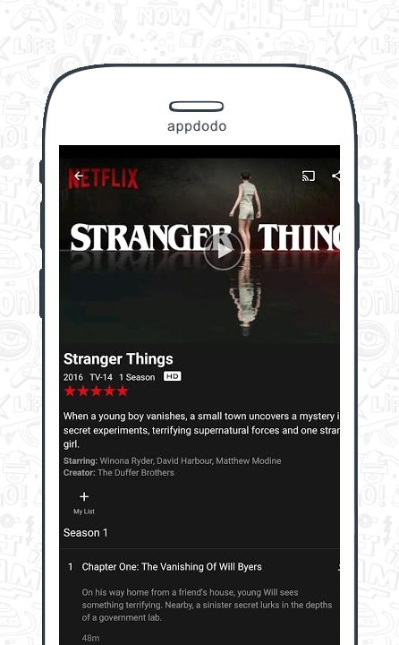 Netflix screenshot 12