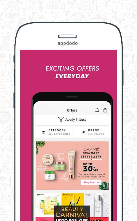 Nykaa - Beauty Shopping App screenshot 5