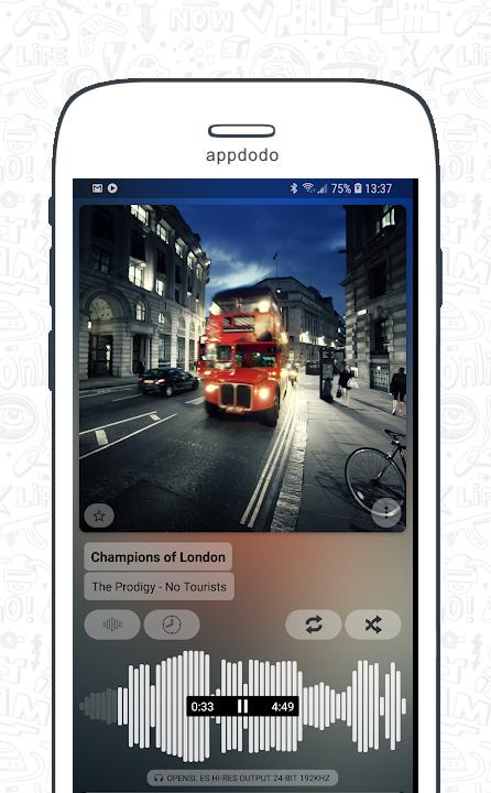 Poweramp Music Player  screenshot 3
