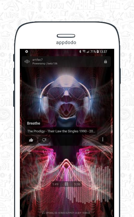 Poweramp Music Player  screenshot 6