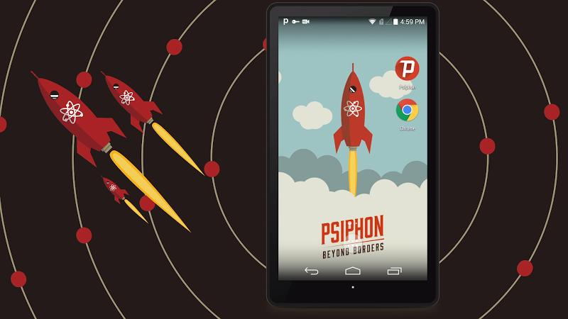 PSIPHON screenshot 2