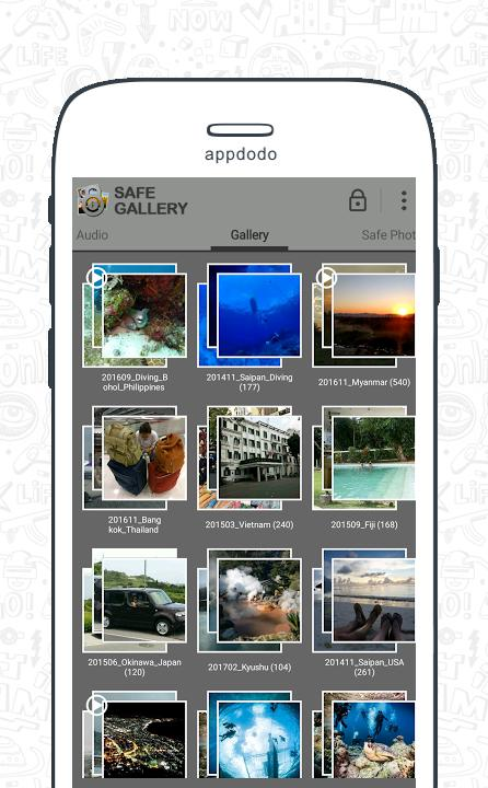 Safe Gallery (Media Lock) App - Download