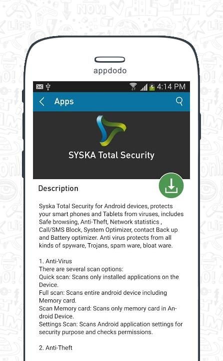 Syska Gadget Secure  screenshot 6