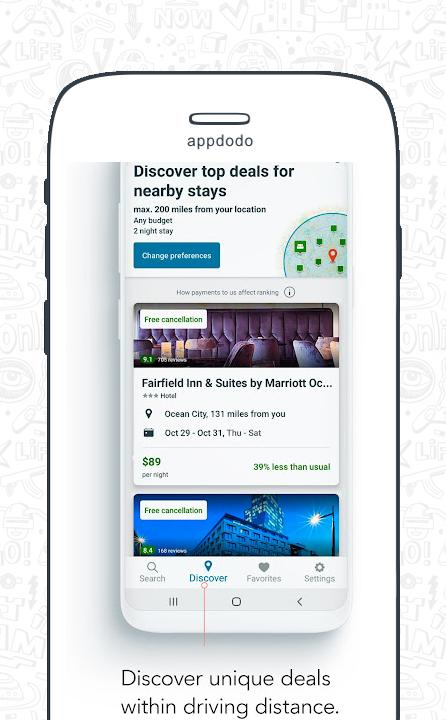 Trivago : Hotels & Travel screenshot 5