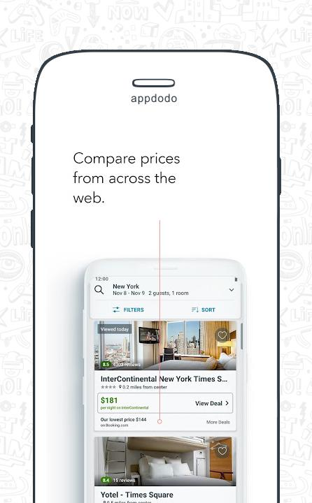 Trivago : Hotels & Travel screenshot 7