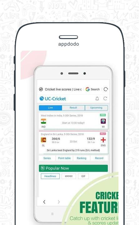 UC Browser screenshot 7