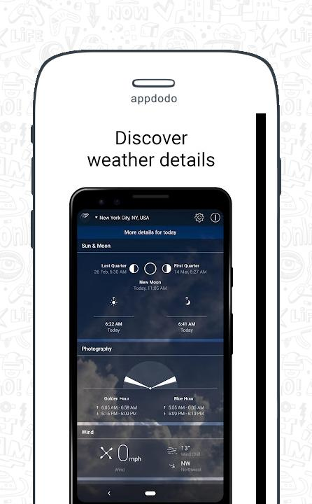 Weather Live Free App - Download