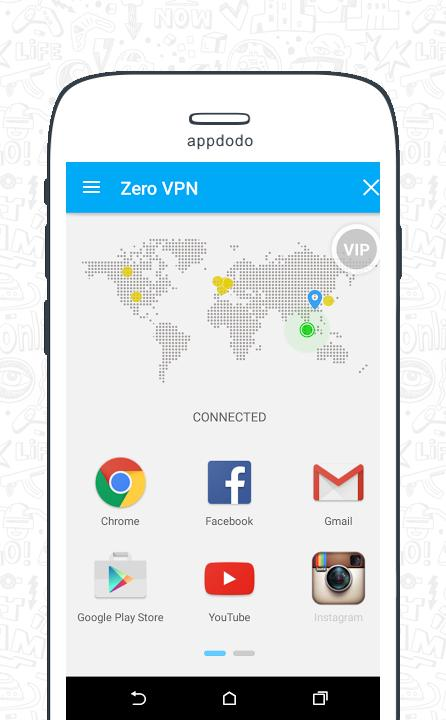 Zero VPN  screenshot 11