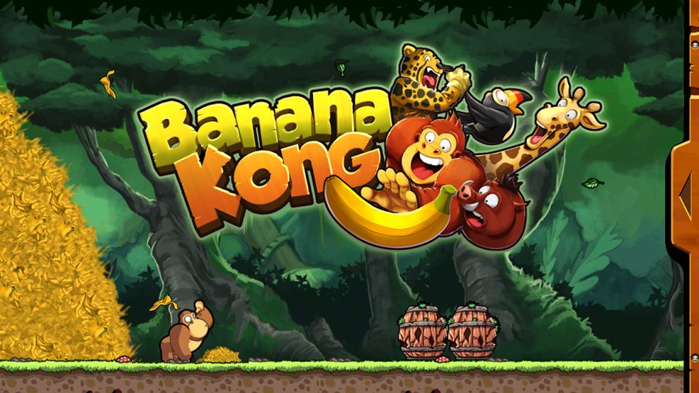 Banana Kong screenshot 1