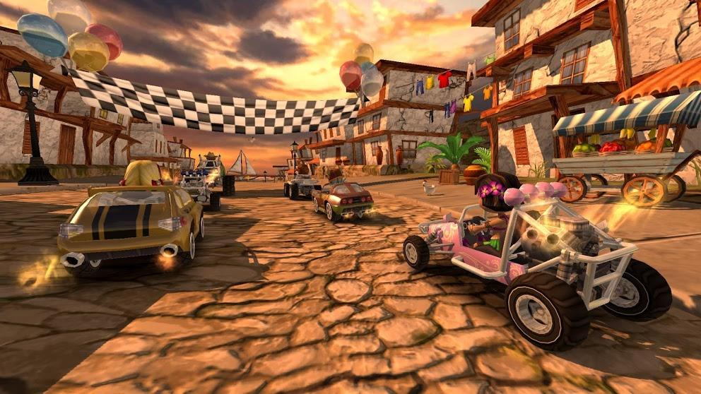 Beach Buggy Racing screenshot 15