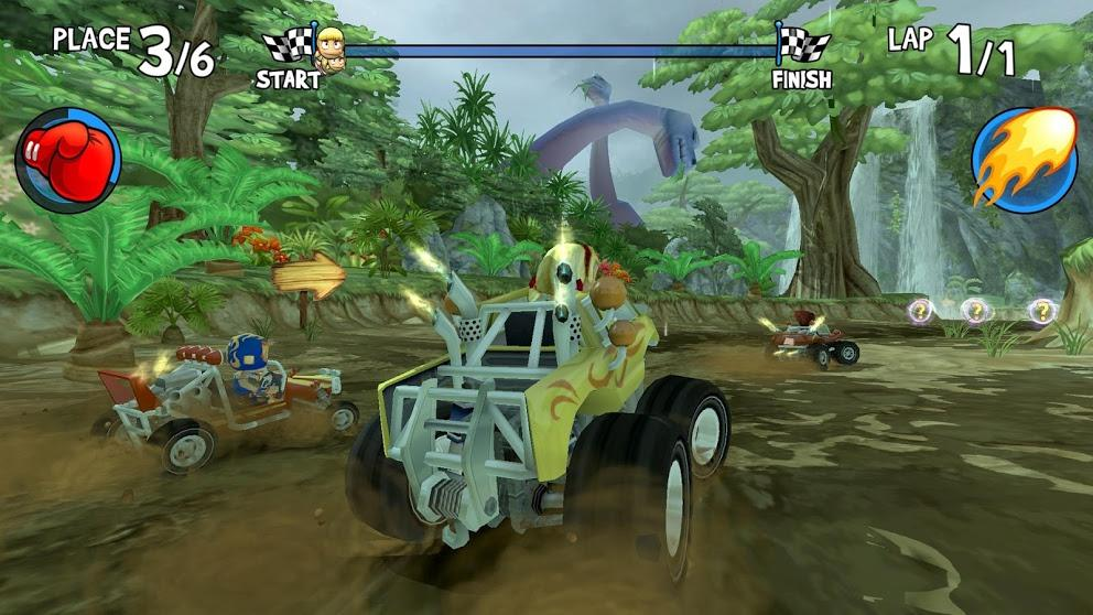 Beach Buggy Racing screenshot 16