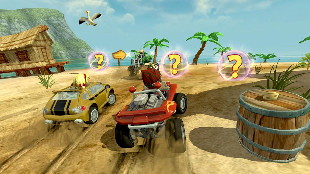 Beach Buggy Racing screenshot 17