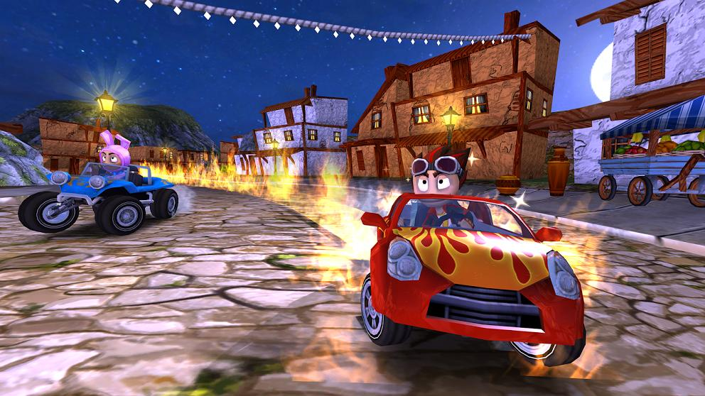 Beach Buggy Racing screenshot 7