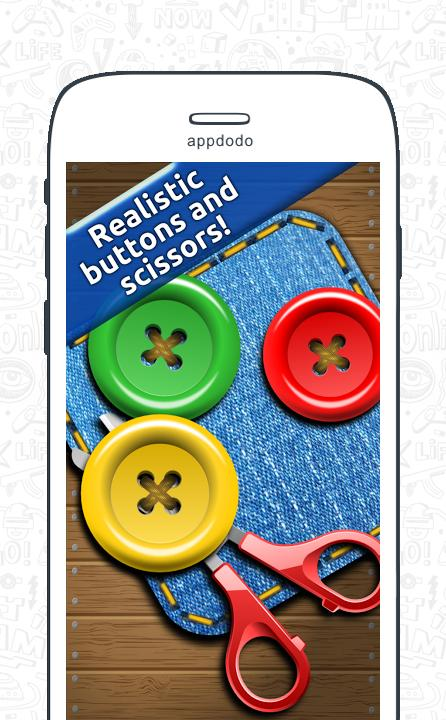 ‎Buttons and Scissors on the App Store