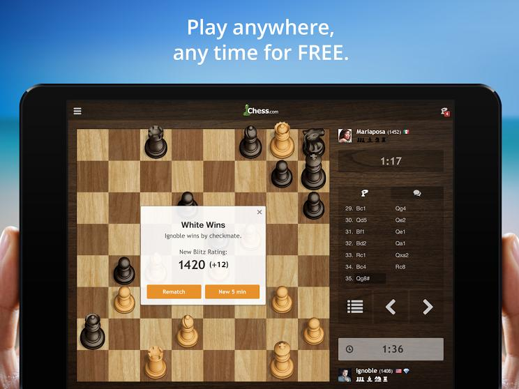 Chess – Play And Learn  screenshot 6