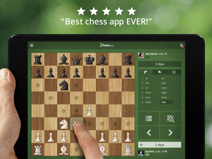 Chess – Play And Learn  screenshot 7