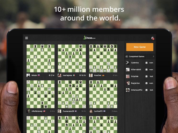 Chess – Play And Learn  screenshot 8