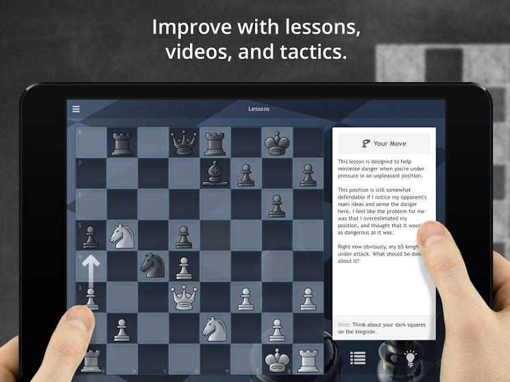 Chess – Play And Learn  screenshot 9