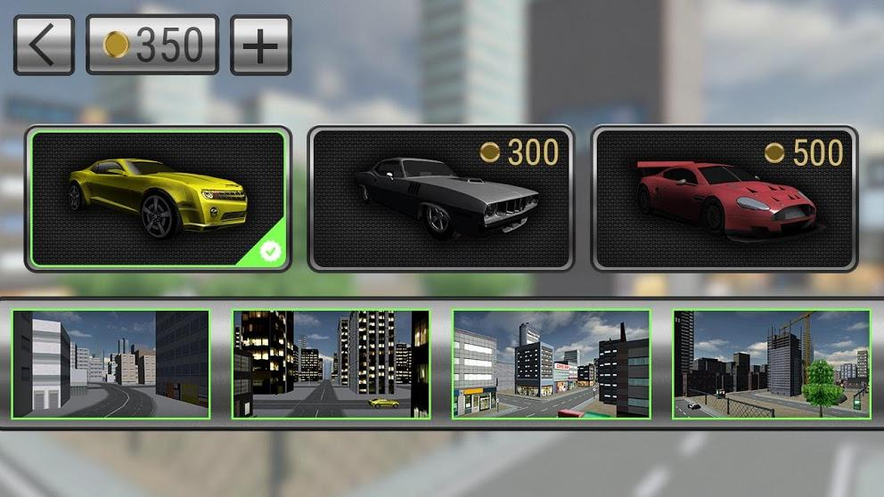Driving Car Simulator  screenshot 4