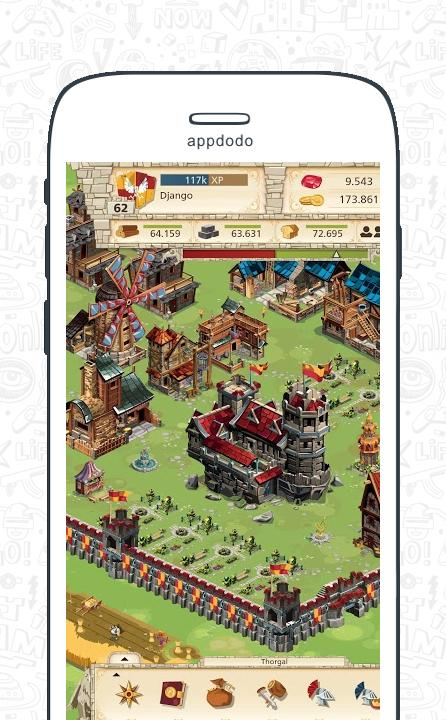 Empire four kingdoms: Fight Kings, Build & Conquer screenshot 12