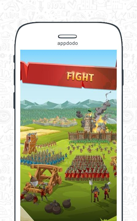Empire four kingdoms: Fight Kings, Build & Conquer screenshot 4