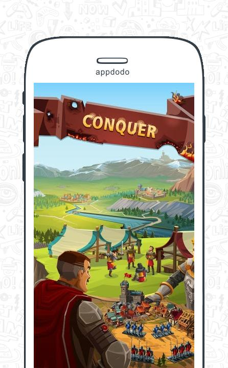Empire four kingdoms: Fight Kings, Build & Conquer screenshot 5