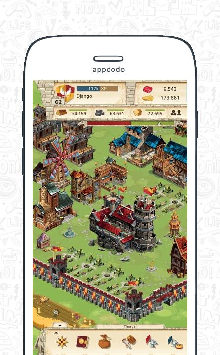 Empire four kingdoms: Fight Kings, Build & Conquer screenshot 6
