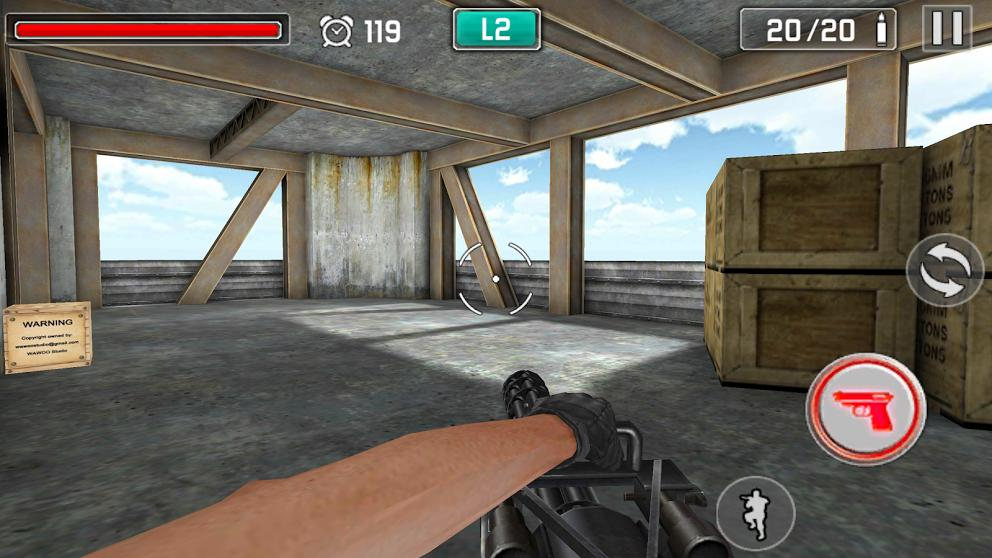 Gun Shoot War  screenshot 14