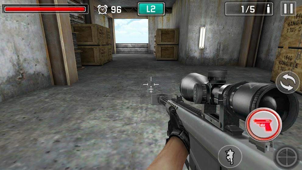Gun Shoot War  screenshot 2