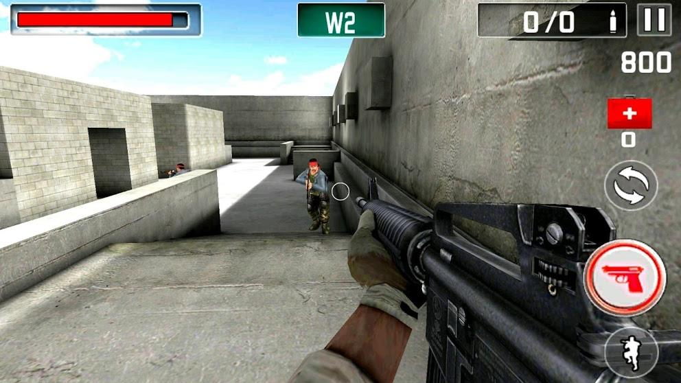 Gun Shoot War  screenshot 5