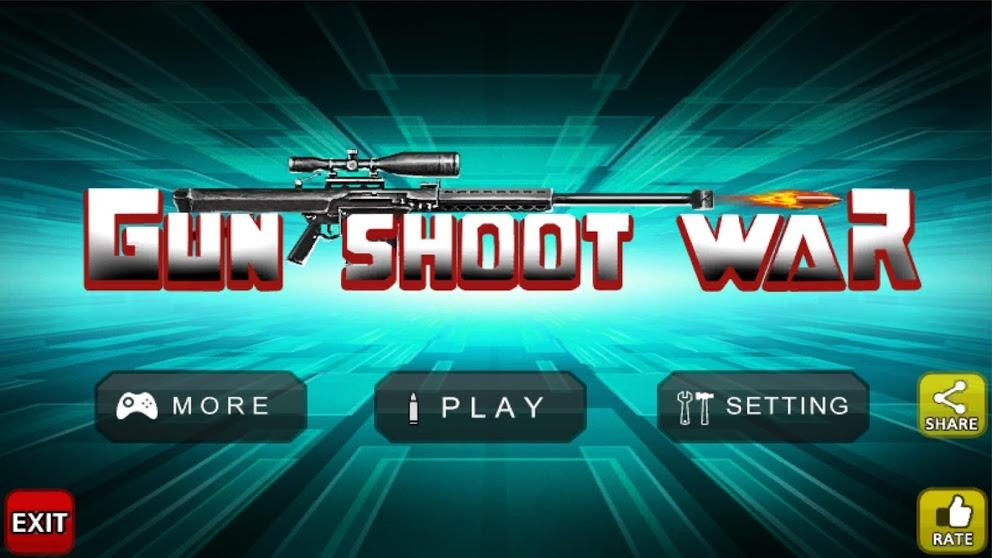 Gun Shoot War  screenshot 7