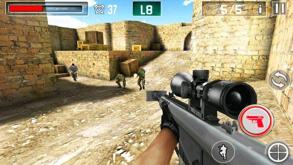 Gun Shoot War  screenshot 9