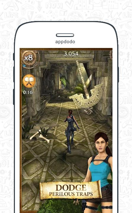 Lara Croft: Relic Run  screenshot 6