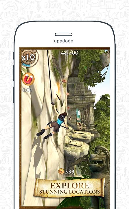 Lara Croft: Relic Run  screenshot 7