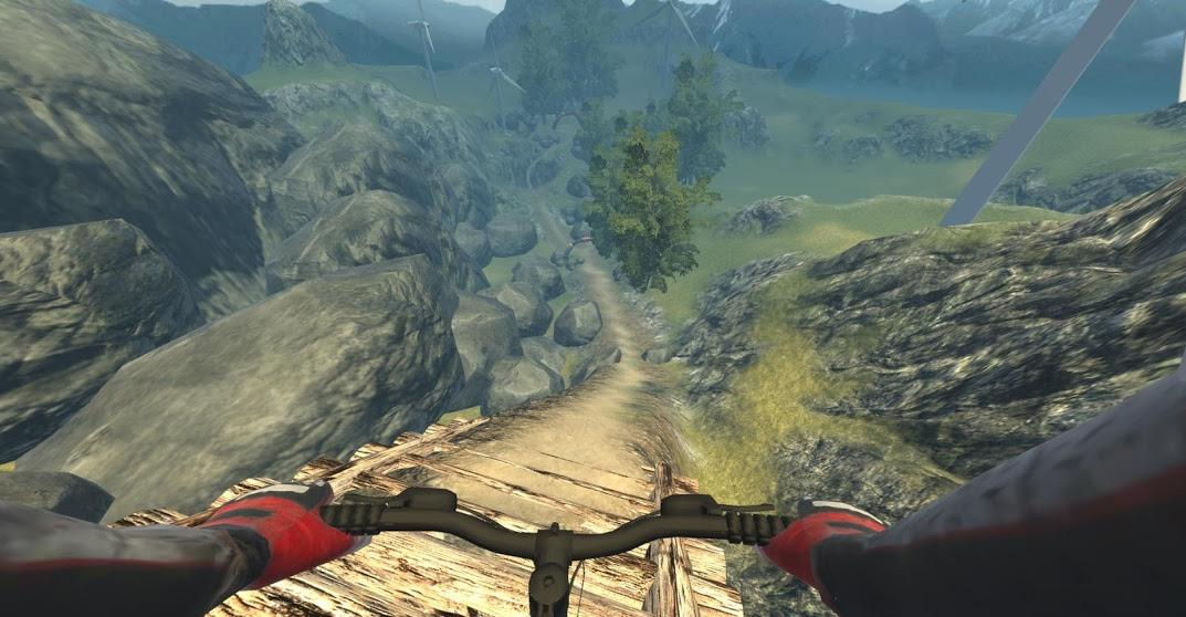 MTB Downhill: Multiplayer  screenshot 1