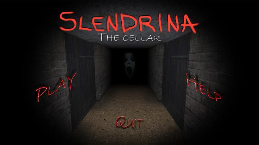 Slendrina:The Cellar (Free) screenshot 1