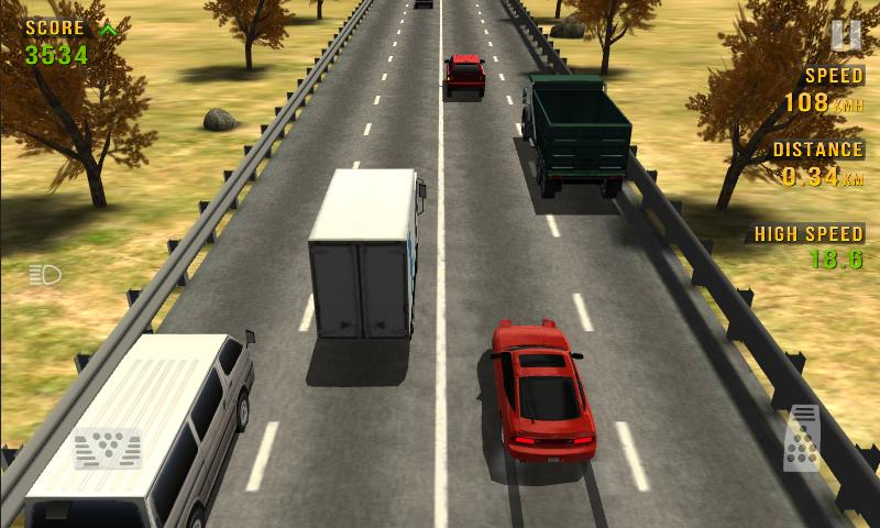 Traffic Racer screenshot 1