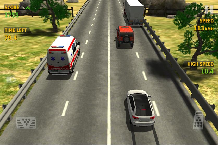 Traffic Racer screenshot 7