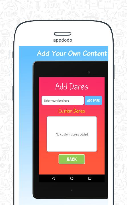 Truth Or Dare Game Download